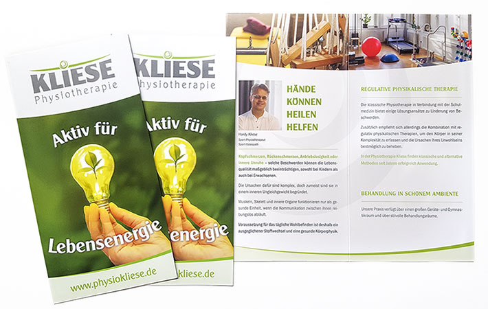 Physiotherapie Kliese